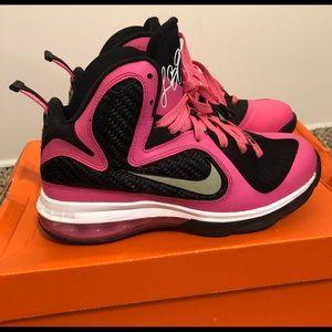 c1989e12da61 Kids  Nike Lebron 9 on Poshmark